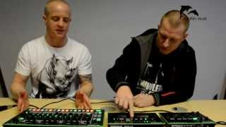 Roland AIRA VT-3, TR-8 & TB-3 Demo with Dolphin Music
