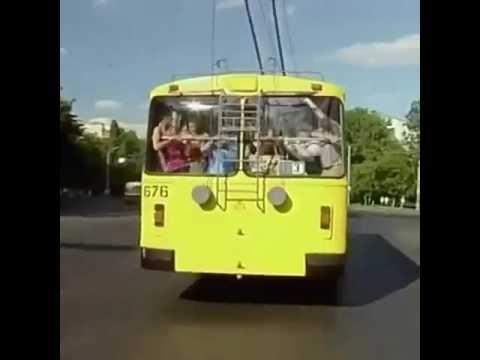 прикол в автобусе кемерово