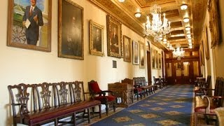 A Curator's Tour of the Speaker's Lobby