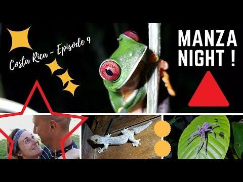 COSTA RICA    Vlog #9    Manza night & Christmas party !