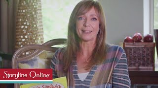 Carla's Sandwich read by Allison Janney