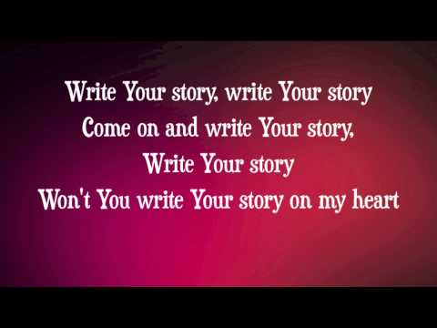 Francesca Battistelli - Write Your Story - with lyrics