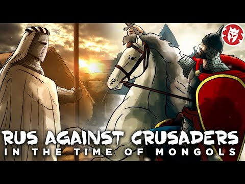 How Rus Survived Mongols and Crusaders - Rise of Novgorod