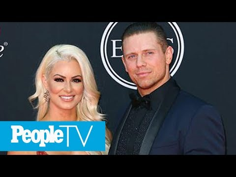 WWE Star Maryse Mizanin Hilariously Shares How Mike Sings To Get Their Daughter To  Sleep  PeopleTV