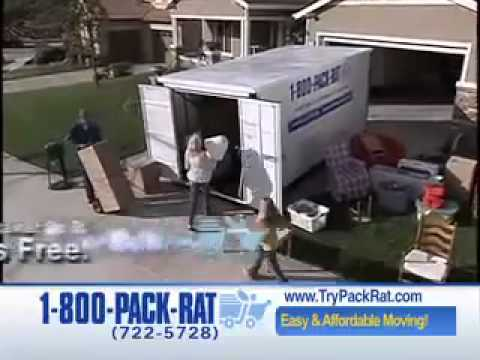 Pittsburgh Movers | CALL 1 (800) PACK-RAT - YouTube