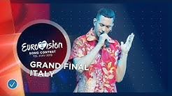 Italy - LIVE - Mahmood - Soldi - Grand Final - Eurovision 2019