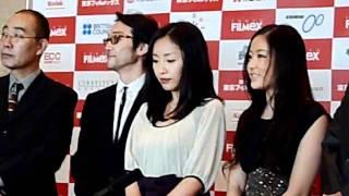 資料:『冷たい熱帯魚』記者会見(2) 黒沢あすか 検索動画 26