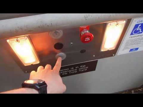 Garaventa Genesis Enclosure Wheelchair Lift - Flint Center, De Anza College, Cupertino CA