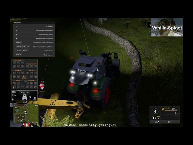 Mähen und Schwaden | Folge #228 | Let's Play Landwirtschafts Simulator 2017