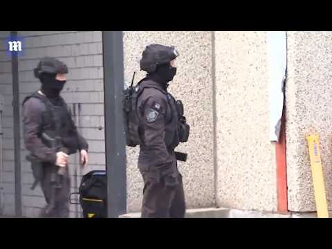 Police Swoop into Sydney Warehouse to Arrest three DRUG Dealers - ICE and COCAINE Worth $250MILLION