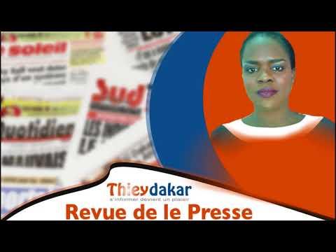 Revue de la presse de Maimouna