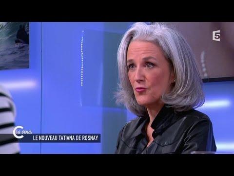 Tatiana de Rosnay sur Daphne du Maurier - C à vous - 06/03/2015