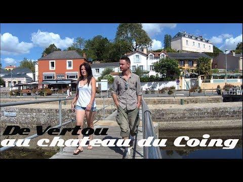 De Vertou au Chateau du Coing
