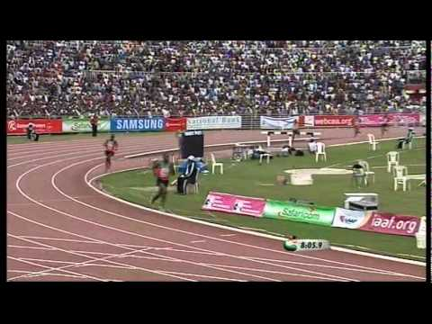 Best of 17th African Senior Championships in athletics - Nai