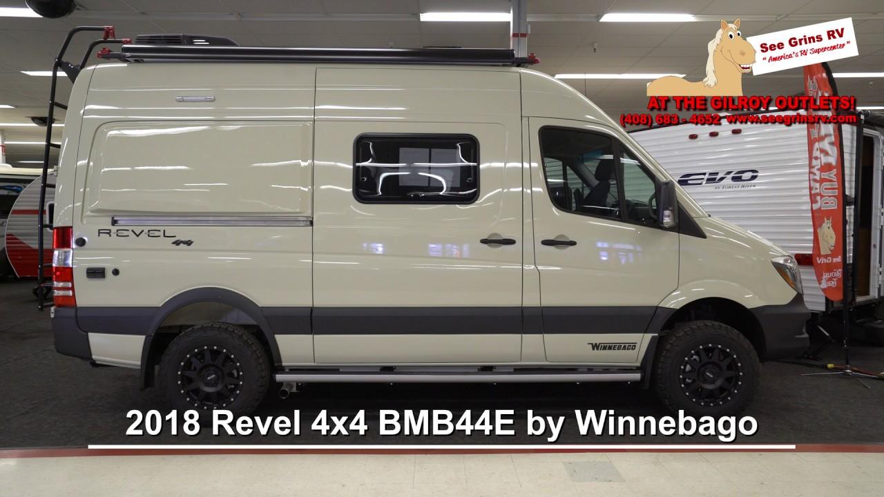 2018 Revel 4x4 Bmb44e By Winnebago Youtube