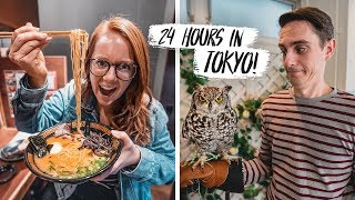 Top 10 MUST DO Things in TOKYO, JAPAN! - 24 Hour Guide thumbnail