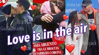 VIPPISSIMA - SCOOPPONE: Asia Argento e Corona LIMONANO, nuovo LOVE per Elettra & Irama con Giulia ❤️