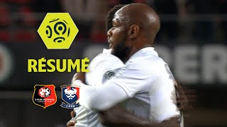 Video Stade Rennais FC - SM Caen (0-1)  - Résumé - (SRFC - SMC) / 2017-18 download MP3, 3GP, MP4, WEBM, AVI, FLV November 2017