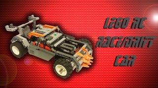 Lego RC Drift/Race Car