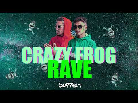 Crazy Frog Rave - Mc Gw, Mc Dricka e Menor da VG (DOPPELT)