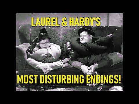 Download Laurel & Hardy's Most Disturbing Endings!
