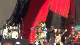 the roots water no get enemy live global citizen festival nyc 92714