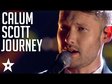 Cover Lagu ALL CALUM SCOTT Performances on Britain's Got Talent! | Got Talent Global STAFABAND