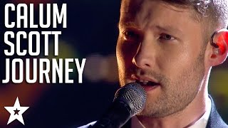 all calum scott performances on britains got talent got talent global