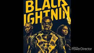 Black Lightning 1x01 soundtrack (Gil Scott Heron - A sign of the Ages)