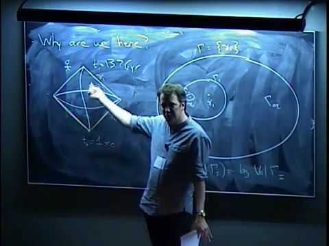 Sean Carroll: The Arrow of Time in an Eternal Universe