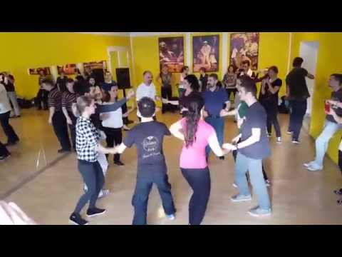 Rueda de Casino - @ Eso `ermano Cuban Salsa Days Zagreb, 15-11-2015