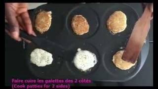 Voici la recette pour créer vos galettes de riz (Macé). On retrouve...