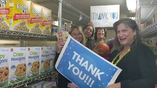 A special thank you from your friends at LISTEN Community Services