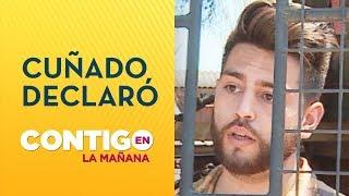 Declaración de cuñado de Felipe Rojas contradijo su versión  - Contigo en La Mañana