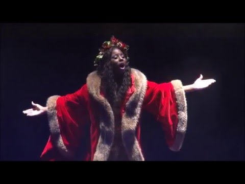 A Christmas Carol Live- Ghost of Christmas Present (Scene 9)