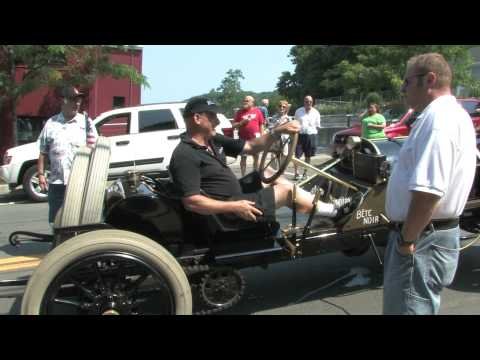 Port Jeff's Up Hill Car Race - 100 Year Anniversary
