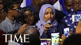 Somali-American Ilhan Omar Moves One Step Closer To Historic Congress Seat After Primary Win | TIME