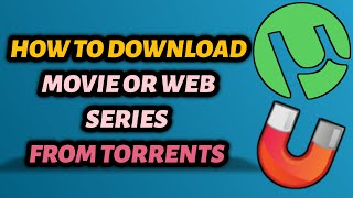 HOW TO DOWNLOAD MOVIE OR WEB SERIES FROM TORRENT   BY THE MKV HUB