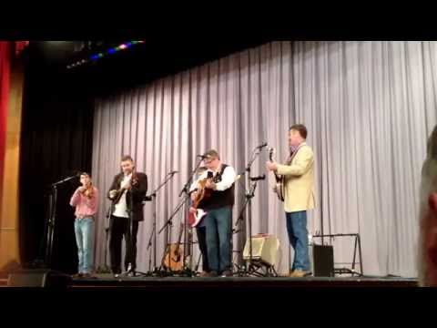 Rich in Tradition Bluegrass band NC 2015 award winning 18 year old fiddle player Daniel Greeson inst