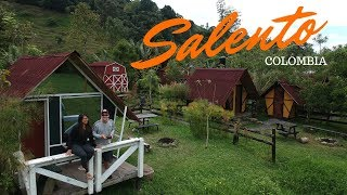 COLOMBIA: SALENTO TRAVEL VLOG