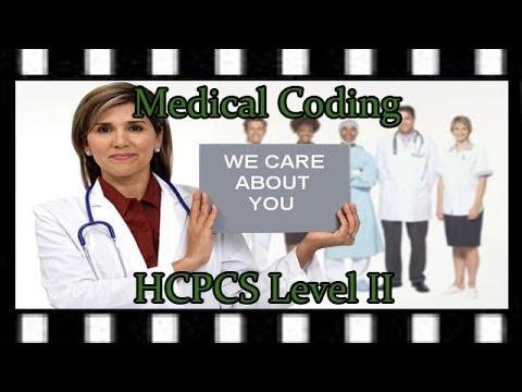Medical Coding HCPCS Level II Codes