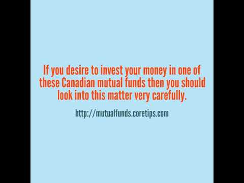 Cryptocurrency mutual fund canada