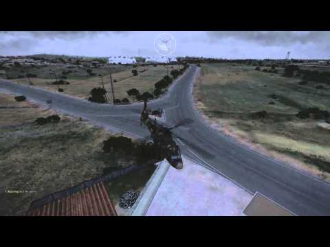 Arma 3 - ArmAGeddon Tornado Hunters |