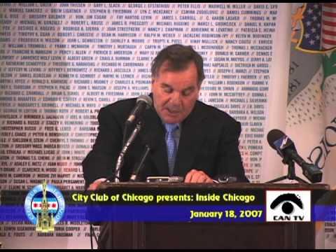 Hon. Richard M. Daley, Mayor, City of Chicago
