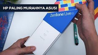 Rp1.399 Juta! Unboxing Asus Zenfone Live L1 Indonesia!