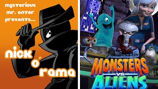 Monsters vs Aliens (show) Review | Nick-O-Rama