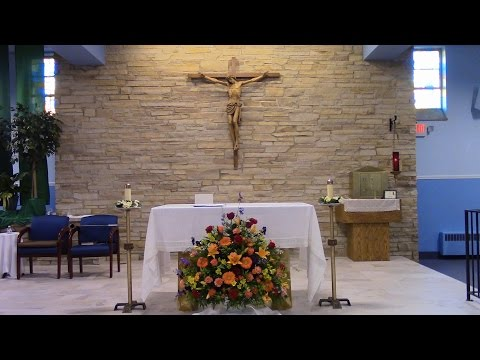 Sunday Mass, October 9, 2016, Our Lady of Hope, Fr. Dan Begi
