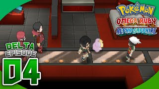 pokmon omega ruby and alpha sapphire walkthrough delta episode part 4 maxie s master ball