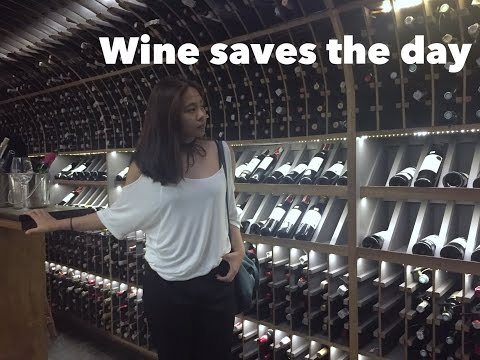 How wine rescued our second night in Cebu (Vlog 2 - Cebu City, Philippines)