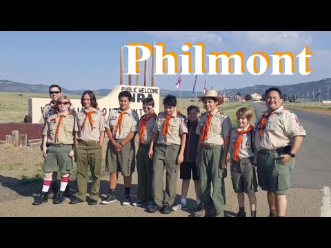 PHILMONT SCOUT RANCH (2017)